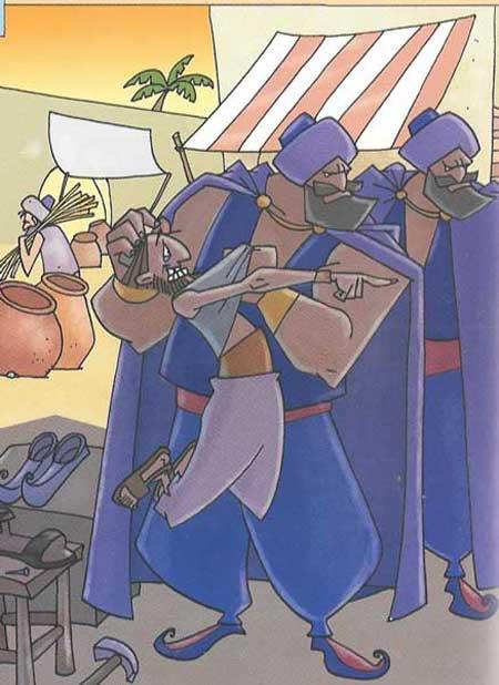 Alí Babá y los Cuarentas ladrones