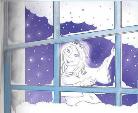 La reina de las nieve