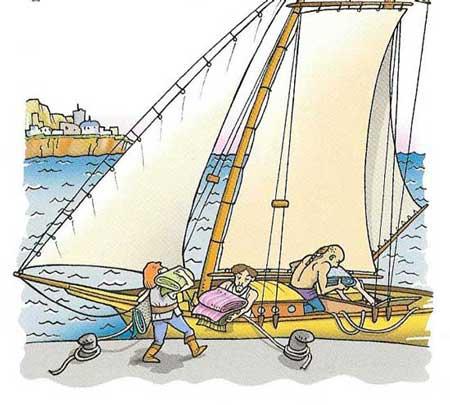 Sindbad el marinero
